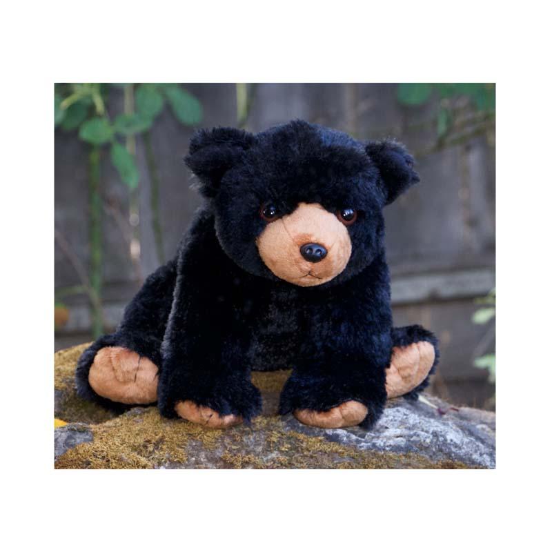 Sunbear Stuffed Animal, Black Bear Stuffed Animal American Nature Tales